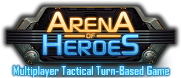 Arena of Heroes - logo