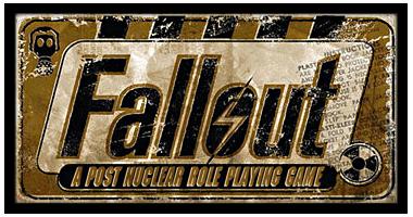 Fallout - Logo gry