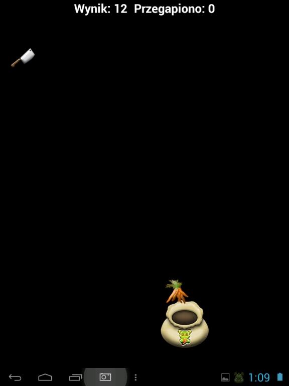 Drago Pet - mingra z łapaniem jedzenia