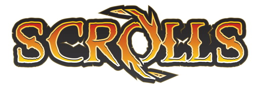 Scrolls - Logo - Mojang