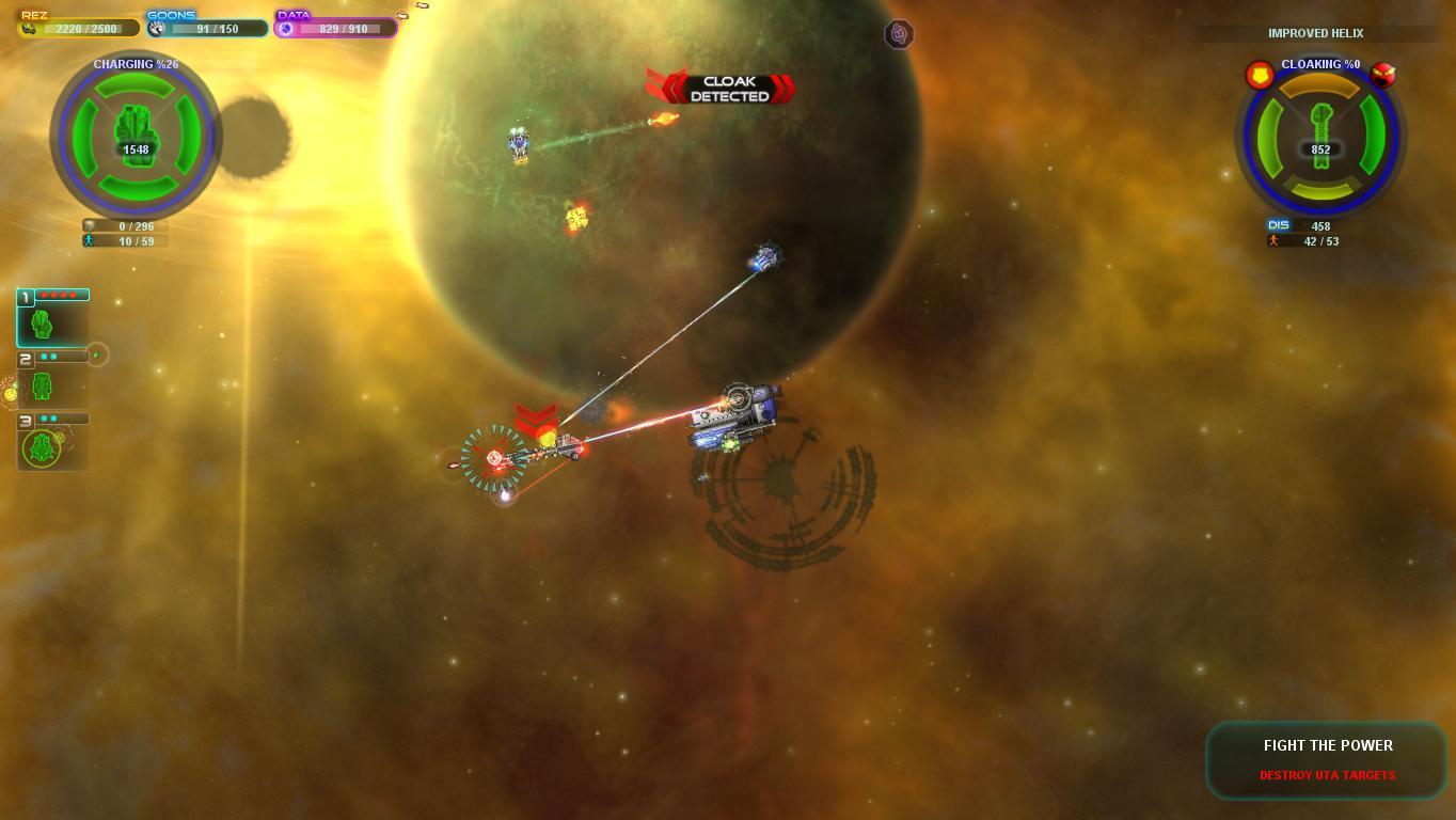 Kolejna Zwyczajna Walka w Kosmosie