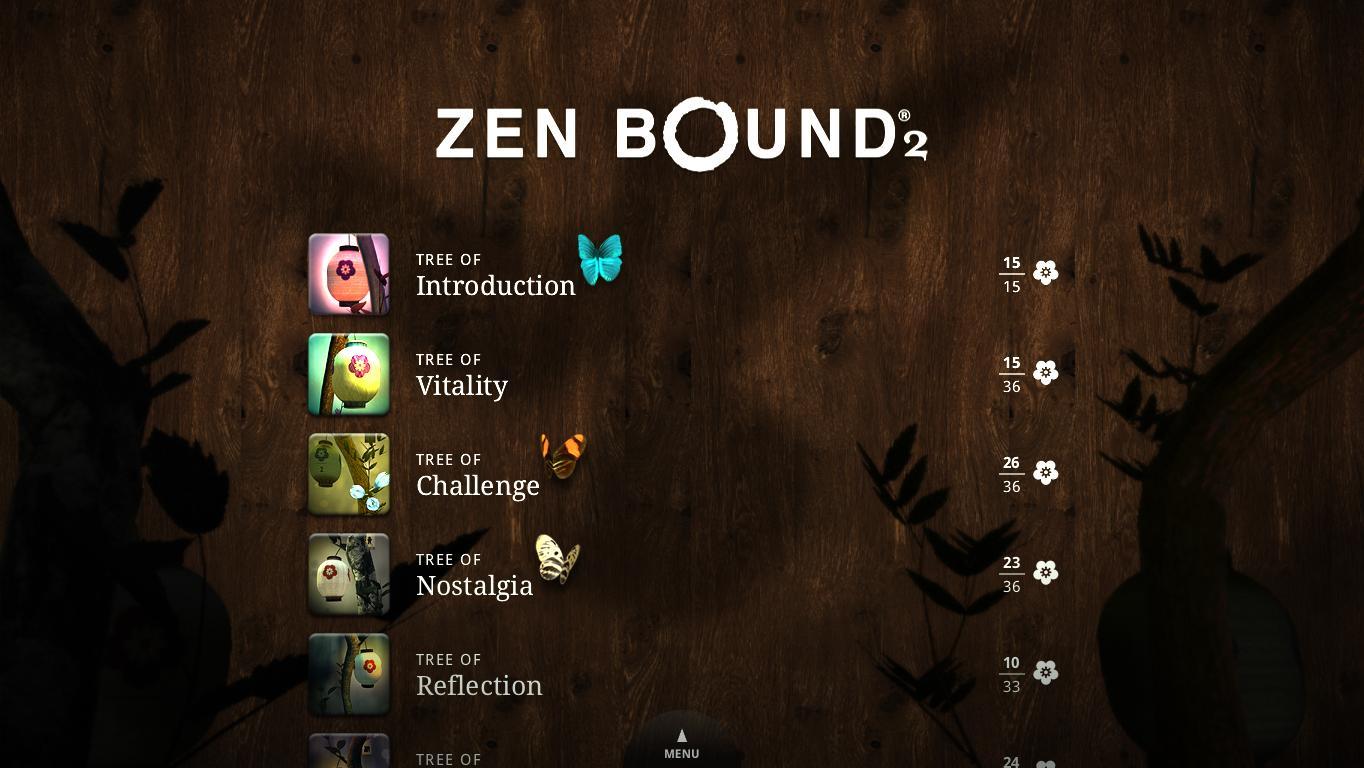 """Relaks """"linowy"""" - Zen Bound 2"""