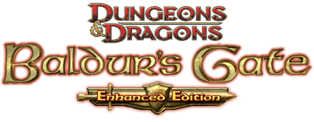Baldur's Gate: Enhanced Edition - Logo