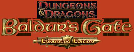 Baldur's Gate EE - Logo