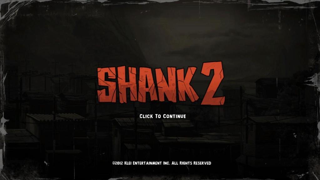 Platformówka - Shank 2