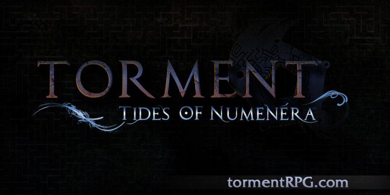 Tides of Numenera - logo