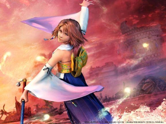 Muzyka z Final Fantasy: Uematsu i wszystko jasne