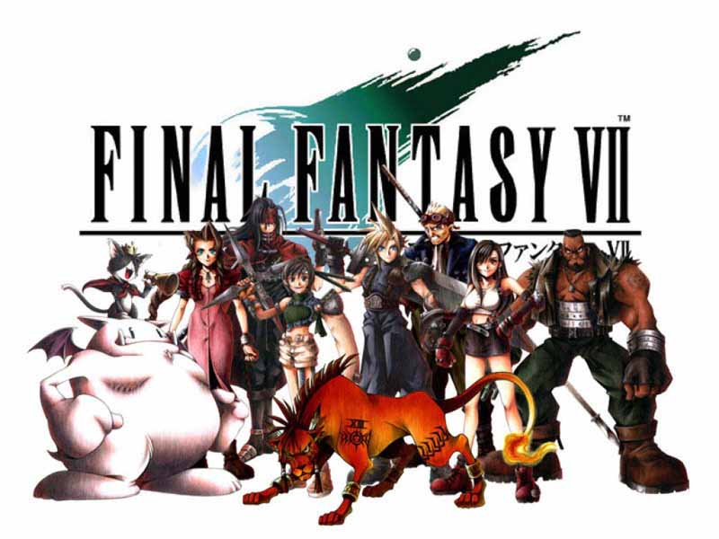 Final Fantasy 7 - Dream Team