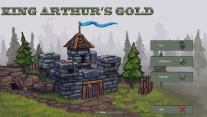 Games Rage - King Arthur's Gold
