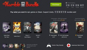 Humble Deep Silver Bundle - rozpiska