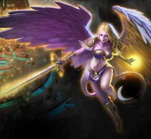 Arena of Heroes - Aliea