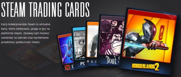 Steam Trading Cards - banerek