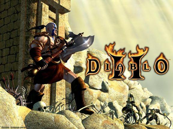 Muzyka z Diablo 2 zanurza w mroku