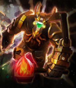 Arena Of Heroes - Doombeard