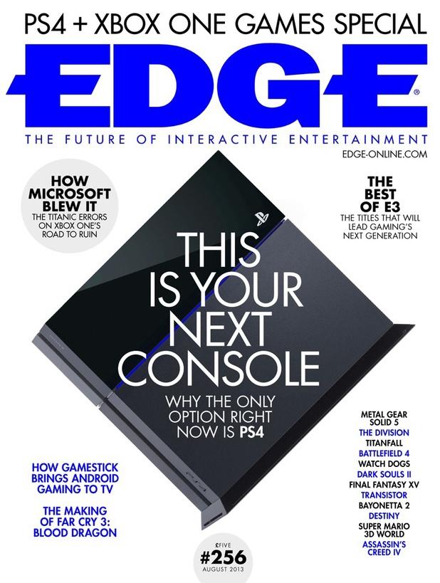 PS4 jako zwycięzca tej generacji konsol