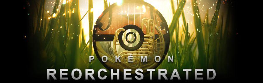 Muzyka inspirowana grami - Pokemon Reorchestrated a.k.a PREO.