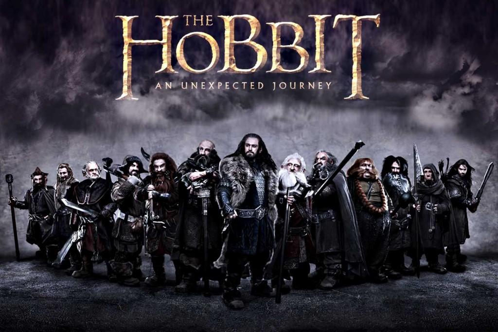 Gry inspirowane czymś - Hobbit Petera Jacksona