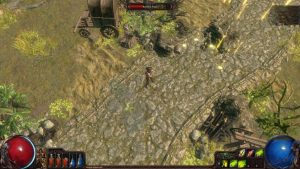 Path Of Exile - im singing in the Rain! (of Arrows!)