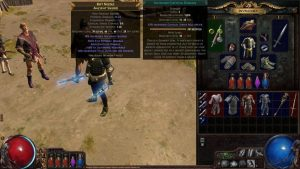 Path Of Exile - inny Skill Gem