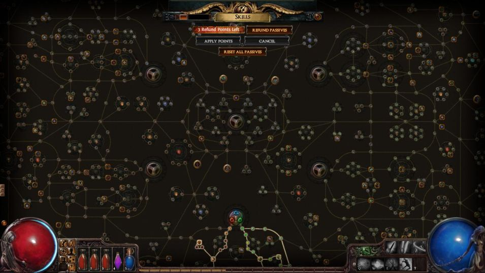 Path of Exile - lepszy widok na dżunglę