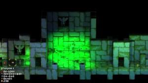 Legend of Dungeon - efekty świetlne