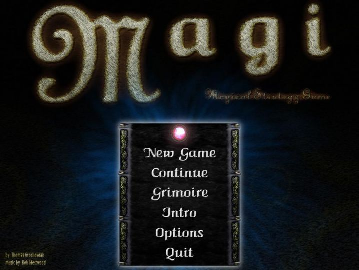 Games Rage - Magi