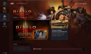 Klient Battle.net - instalator Diablo 3