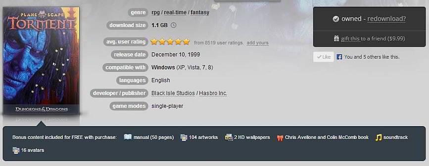 Piractwo - co daje GOG.com?