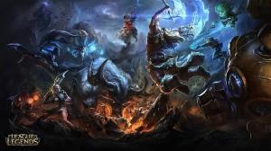 Muzyka z gier - League of Legends