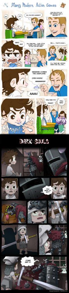 Dark Souls w pigułce
