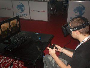 Poznań Game Arena - Oculus Rift