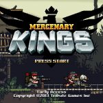 Mercenary Kings, Kickstarter, Action, Platformer