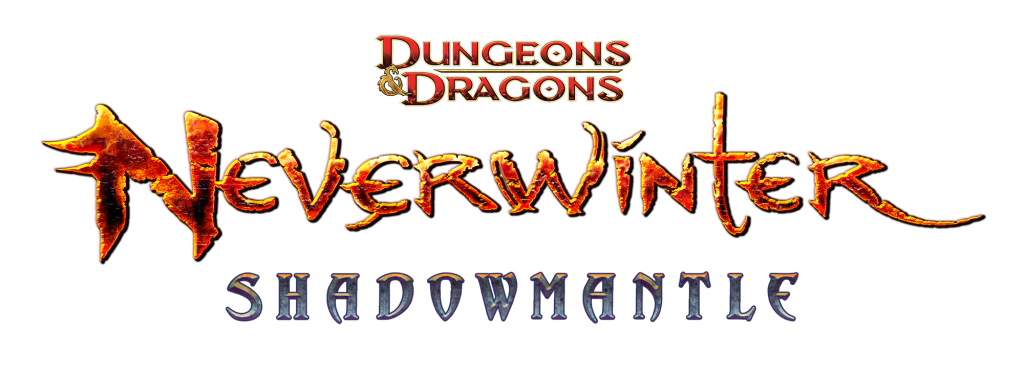 Neverwinter: Shadowmantle Logo, Neverwiner, MMO