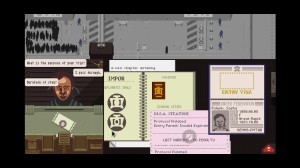 Papers, Please - papiery