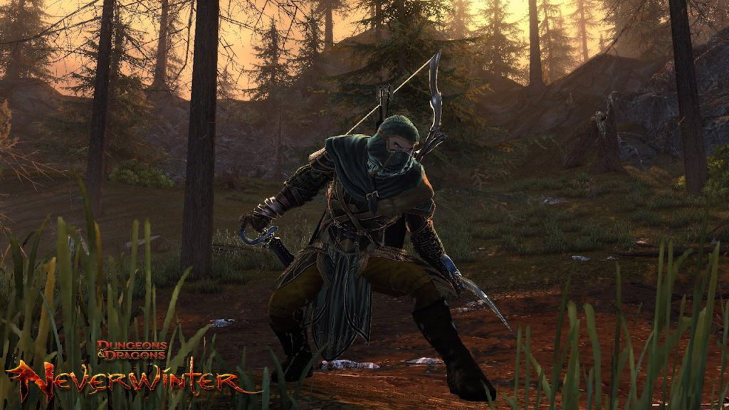 Hunter Ranger, Neverwinter Shadowmantle