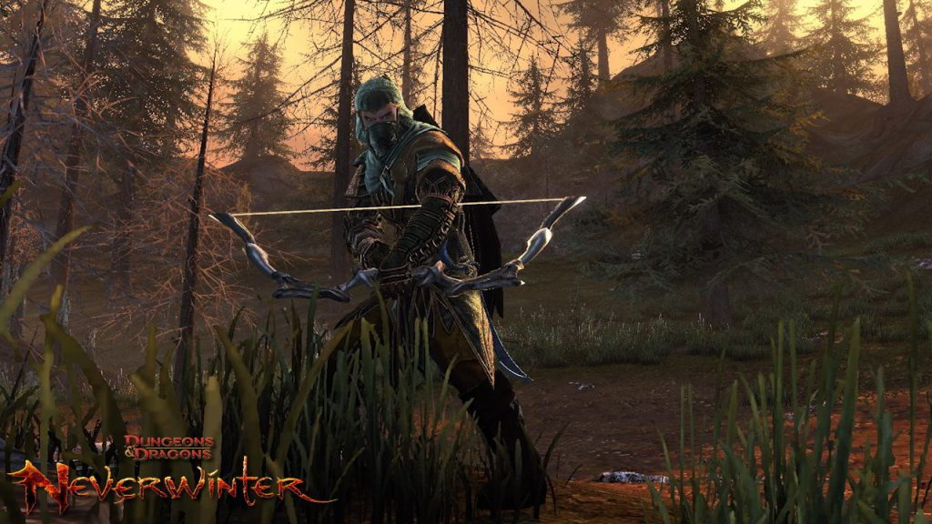 Hunter Ranger, Neverwinter: Shadowmantle