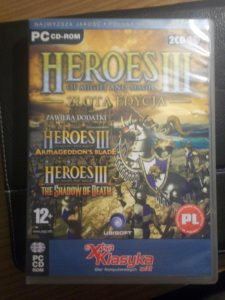 Heroes Of Might And Magic 3 - Extra Klasyka
