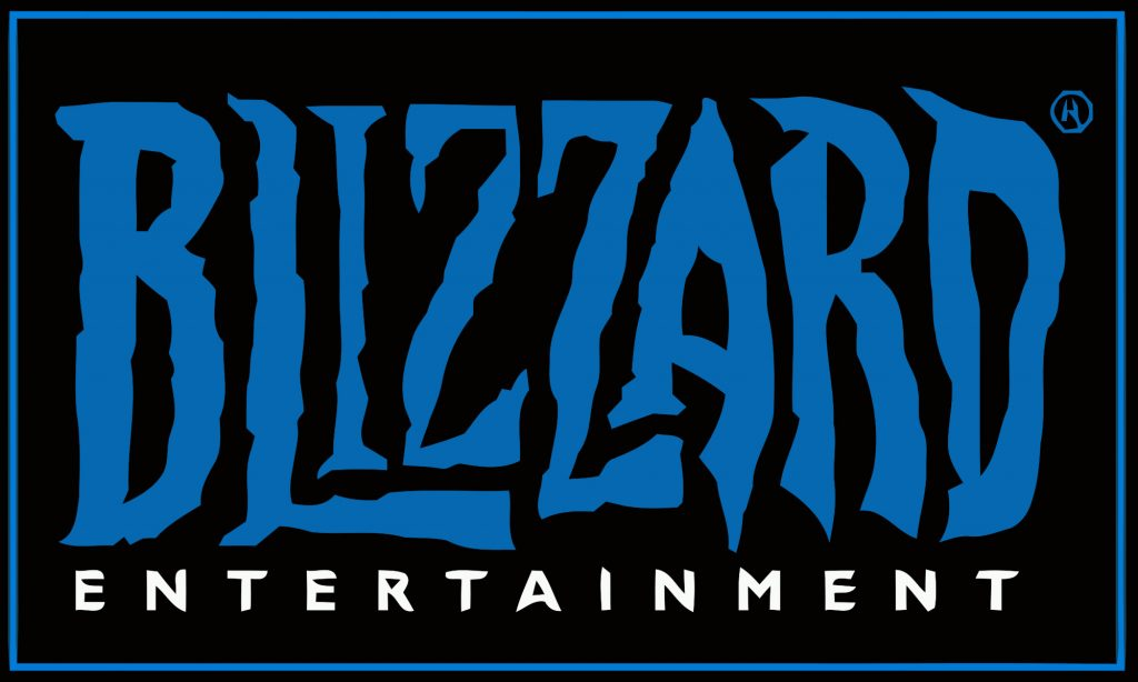 Blizzard Logo, Blizzard Entertainment Logo, Blizzard