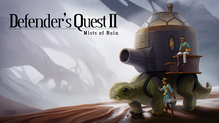 Defender's Quest 2 Crowdfunding