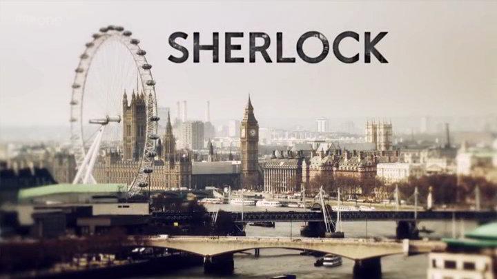 Sherlock by BBC