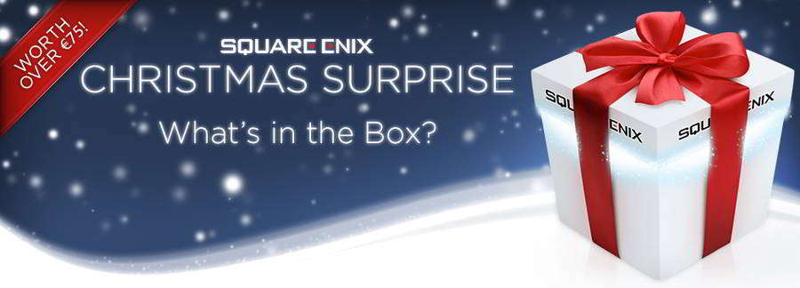 Square Enix Christmas Suprise