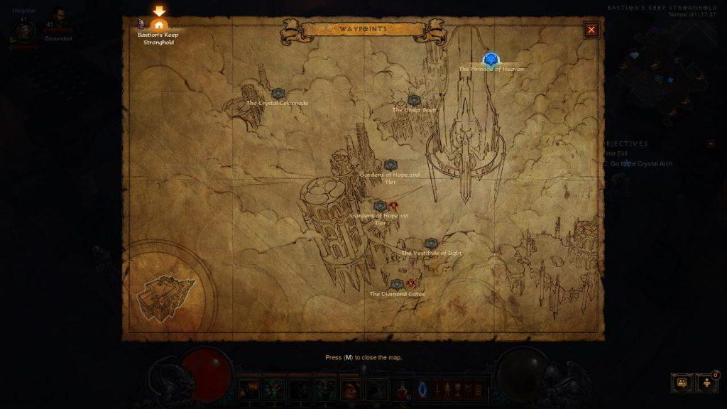Diablo 3 2.0.1 - Nowa mapa, akt 5