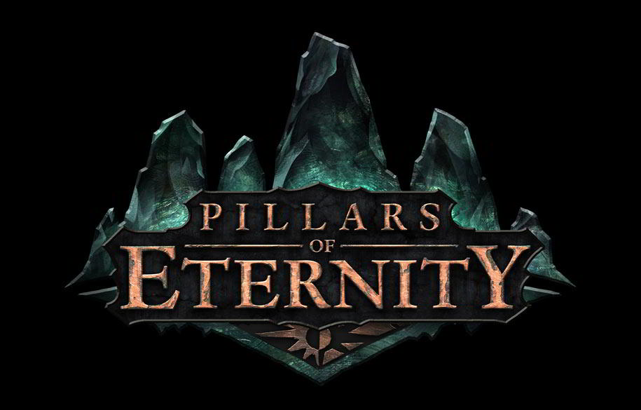 Project Eternity, Pillars of Eternity logo hires