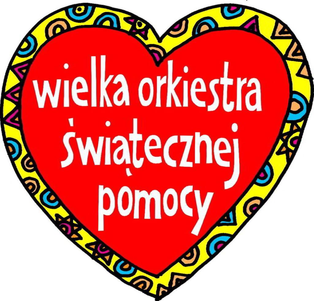 WOŚP Logo - Wielka Orkiestra Świątecznej Pomocy