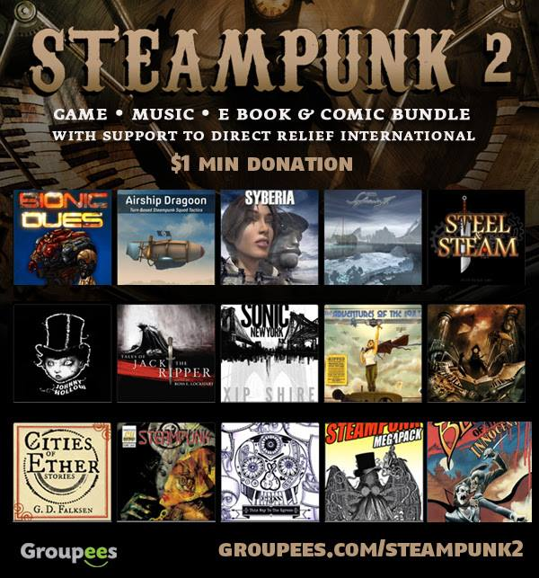 Steampunk Bundle