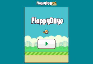 Flappy Bird - Flappy Doge