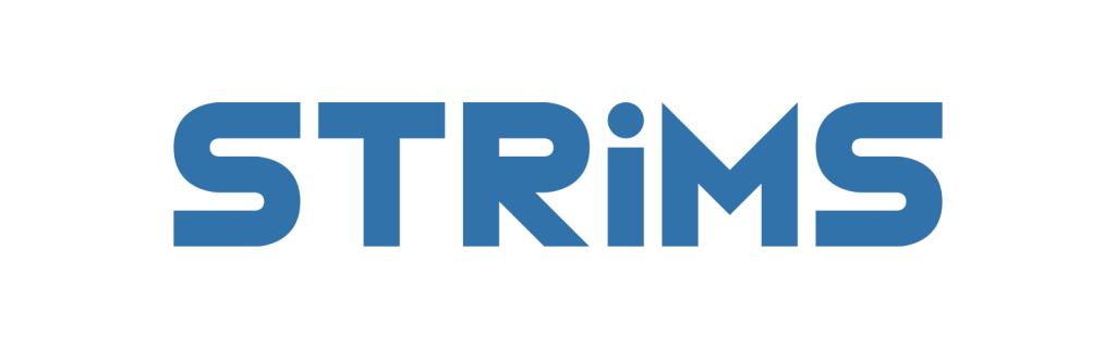 Strims logo