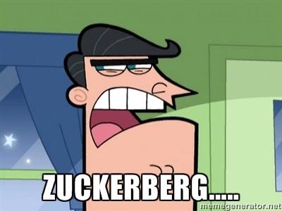 Zuckerberg Oculus Rift