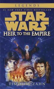 Tak będą wyglądać nowe wydania książek z (już nie kanonicznych) Gwiezdnych Wojen