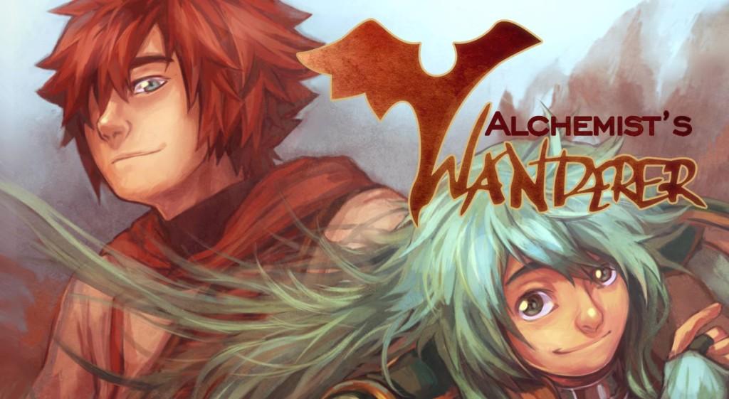 Alchemist's Wanderer - Crowdfunding